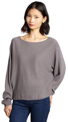 BCBGMAXAZRIA mulberry mist 'Giana' slouchy cashmere sweater