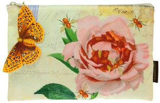 Tokyo Milk Rose with Bees Cosmetic Bag