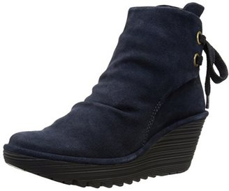 FLY London Women's Yama Ankle Boot $190 thestylecure.com