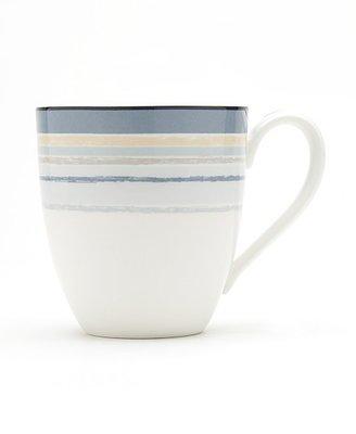 "Noritake Java Graphite Swirl"" Mug"