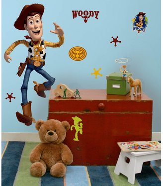 story. Disney / Pixar Toy 3 Woody Wall Sticker