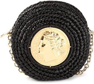 Dolce & Gabbana cameo coin shoulder bag