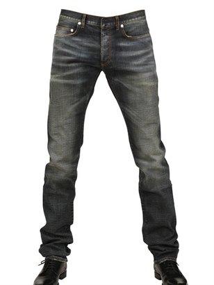 Christian Dior 17,5cm Jake Washed Denim Jeans