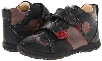 Primigi Paseo 2-E FA13 (Infant/Toddler) (Black) - Footwear