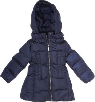 Moncler Quilted A-Line Down Coat