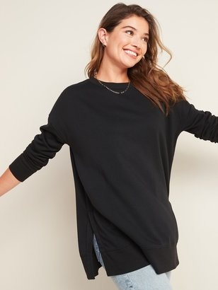 Old Navy Loose Tunic Sweatshirt for Women