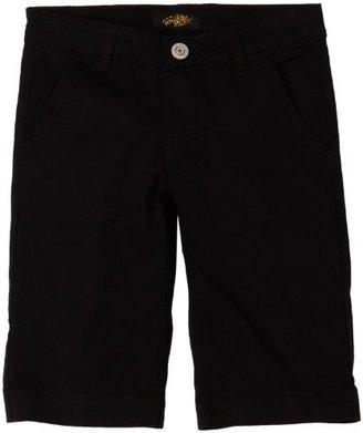 Southpole Kids Girls 7-16 Uniform Low Rise Bermuda Pant
