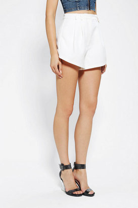 Urban Outfitters Cameo Fighter Pleated Short