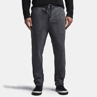 James Perse Rigid Jersey Jogger Pant