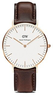 Daniel Wellington Classic Bristol Watch, 36mm