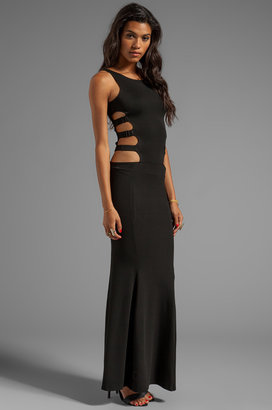 Boulee Florence Cut Out Maxi