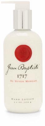 Niven Morgan Jean Baptiste 1717 Hand Lotion, 9.5 oz.