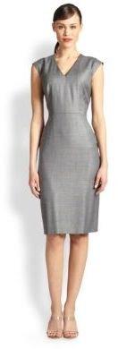 HUGO BOSS Dalana Diamond-Inset Dress
