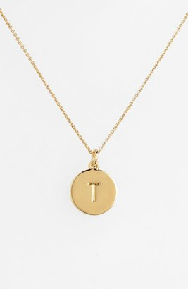 Kate Spade One In A Million Initial Pendant Necklace
