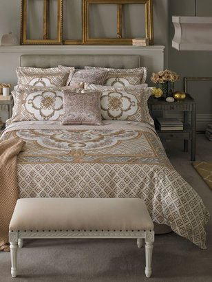 Sheridan Farelli tea rose double duvet cover, panel print