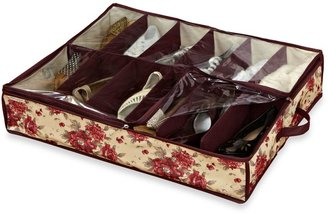 Laura Ashley The Collection Under-the-Bed 12-Pair Shoe Bag in Milner