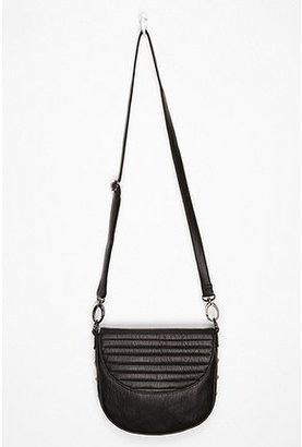 Deux Lux Quilted Stud Crossbody Bag