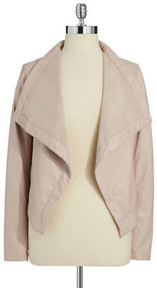 BB Dakota Faux Leather Izra Jacket