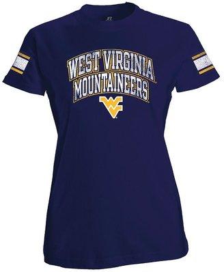 Russell Athletic west virginia mountaineers campus tee - women