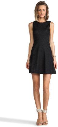 Theory Nikay Wool Blend Dress