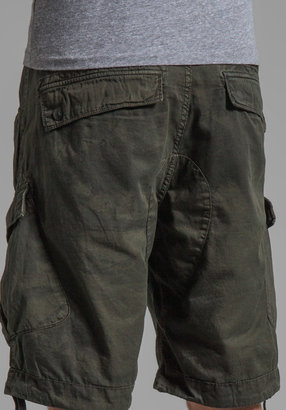 G Star G-Star Palm Rovic Loose Short in Combat