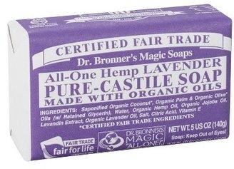 Dr. Bronner's Dr. Bronner's Bar Soap - Lavender (5 oz..)