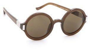 The Row Round Sunglasses