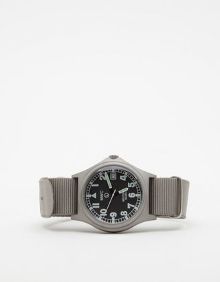 Military Watch Co. G10 100m Steel
