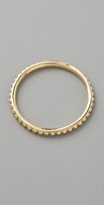 Jacquie Aiche Beaded Waif Ring
