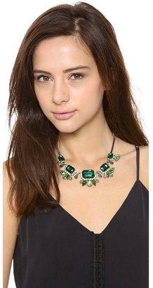 Adia Kibur Regal Gemstone Necklace