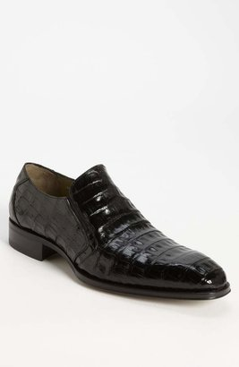 Mezlan 'Fiorello' Crocodile Loafer