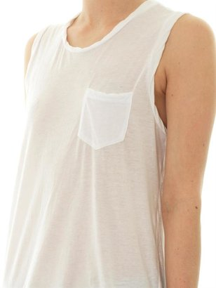 James Perse Shell jersey tank