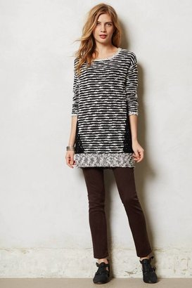 Anthropologie Staccato Stripe Tunic