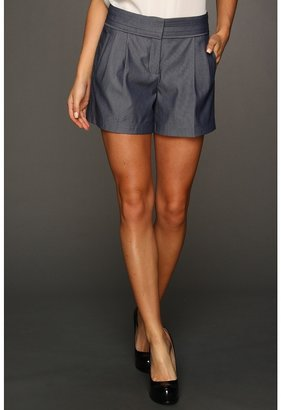Robert Rodriguez Pleated Short Women's Shorts