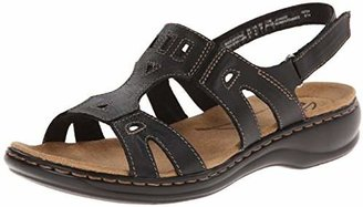 Clarks Women's Leisa Annual Sandal $43.99 thestylecure.com