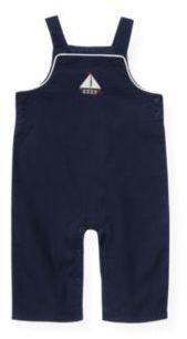 Janie and Jack Sailboat Overall