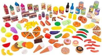 Kid Kraft Tasty Treats Play Food Set - 125 Pieces