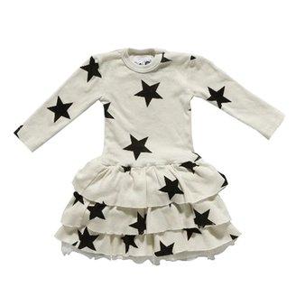 Nununu - Girl's Tutu Dress - White