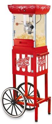 NostalgiaTM Electrics Compact Old Fashioned Movie Time Popcorn CartTM