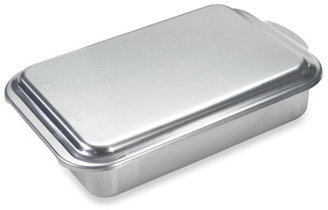 "Nordicware 9"" x 13"" Cake Pan with Metal Lid"