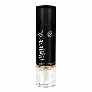 Pantene Stylers Shaping Hair Spray, Extra Strong Hold