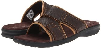 Rockport Johnsley (Brown Leather) - Footwear
