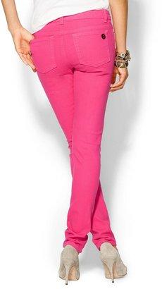 MICHAEL Michael Kors Jewel Denim Color Skinny Jeans