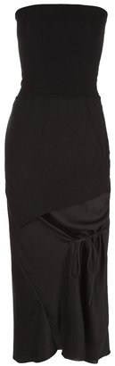 Ilaria Nistri Knitted panel dress