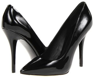 Brian Atwood Desire (Black Patent) - Footwear