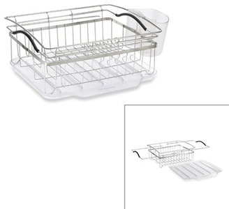 Polder 3-Piece Compact Dish Rack System