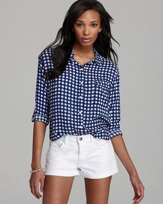 Splendid Shirt - Gingham Button Down