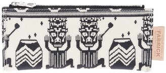 Henrik Vibskov X Fabrick print pencil case