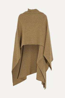 Madeleine Thompson Cashmere Wrap - Camel