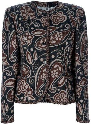 Ungaro Vintage brocade jacket